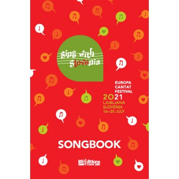 EUROPA CANTAT 2021 SONGBOOK
