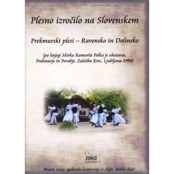 Prekmurski plesi (1. del) – Ravensko in Dolinsko