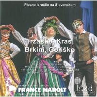 Tržaško, Kras, Brkini, Goriško