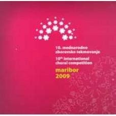10. mednarodno zborovsko tekmovanje Maribor 2009
