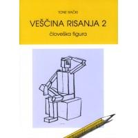 Veščina risanja 2 - človeška figura
